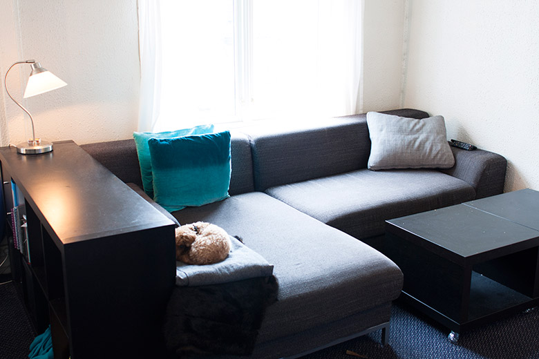 The tale of how I Marie Kondo'ed my whole apartment