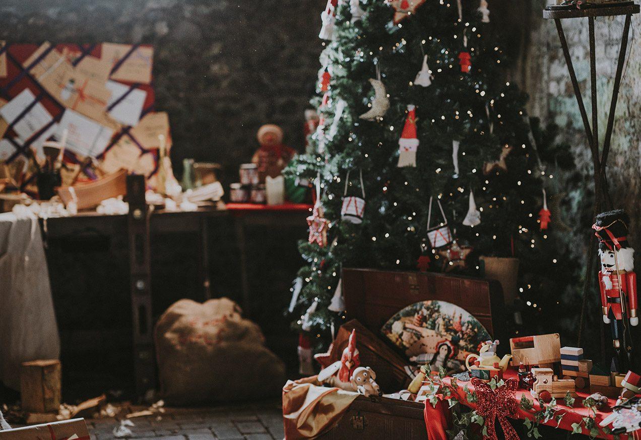 Decadent Christmas present workshop